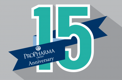 ProPharma Group celebrates 15 years of Comprehensive Compliance Solutions!