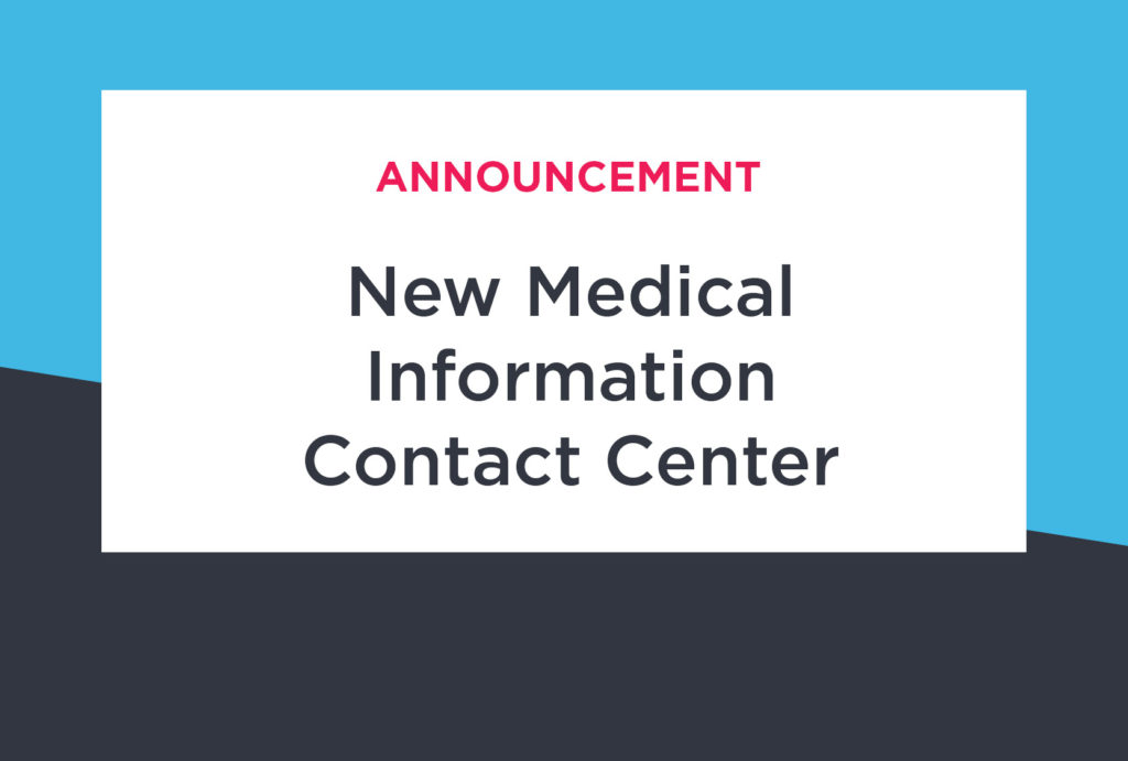 ProPharma Group Announces New Medical Information Contact Center