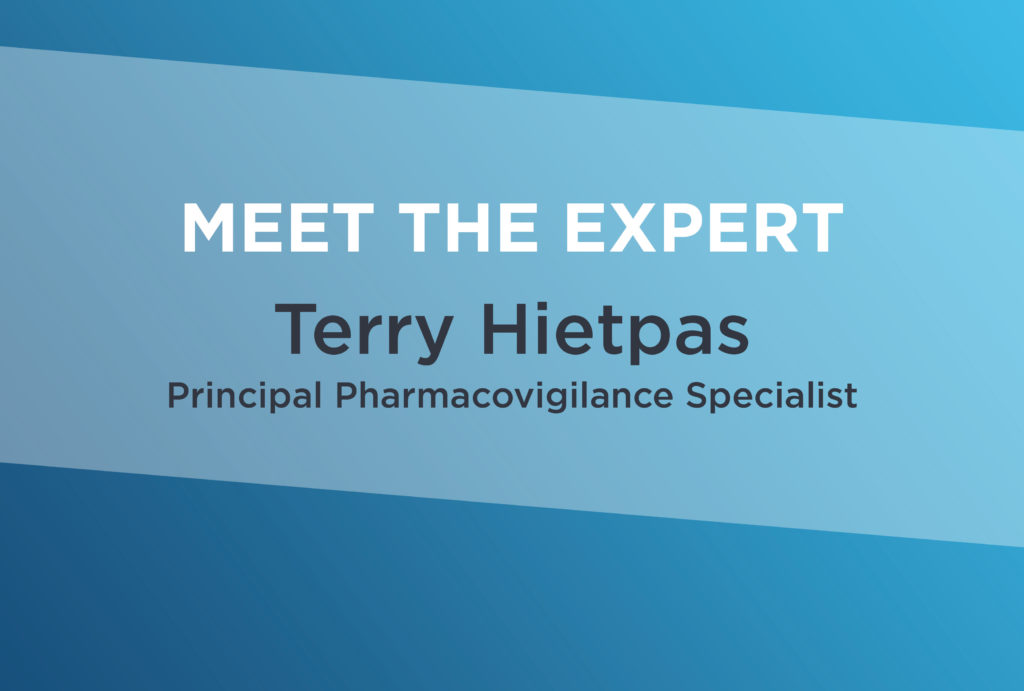 Meet the Expert: Terry Hietpas