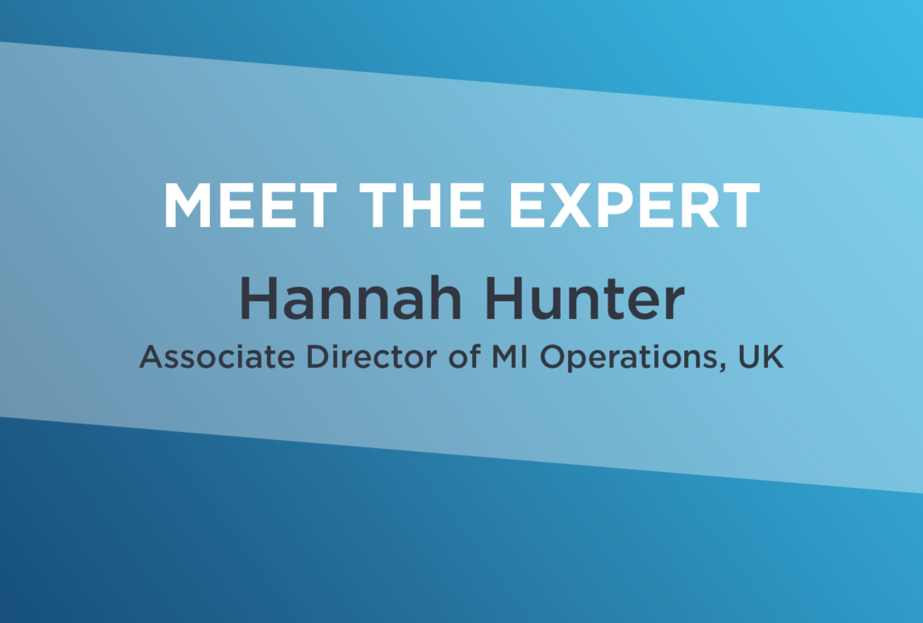 Meet the Expert: Hannah Hunter