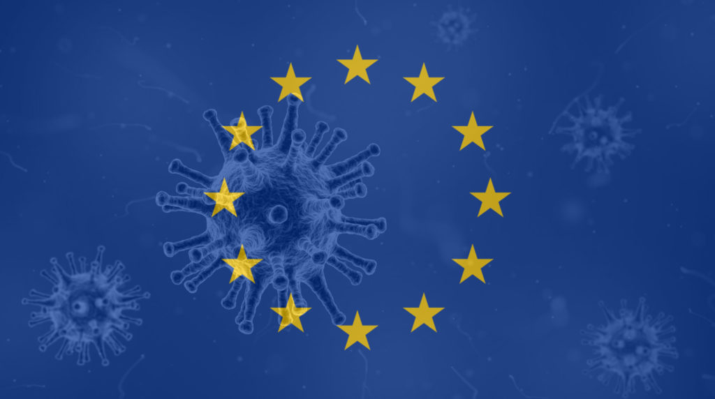 Health Authorities' Information on the COVID-19 Pandemic Throughout Europe, Part I